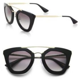 Prada Cat's-Eye Sunglasses