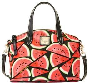 Dooney & Bourke Sandia Ruby Bag Top Handle Bag - BLACK - STYLE