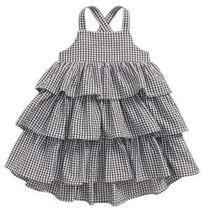 Bardot Junior Gabi Gingham Sundress