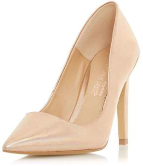 Head Over Heels *Head Over Heels By Dune Rose Gold 'Addelyn' High Heel Shoes