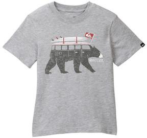 Quiksilver Bear Van Printed Tee (Toddler Boys)