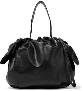 Simone Rocha Bow-Detailed Leather Shoulder Bag