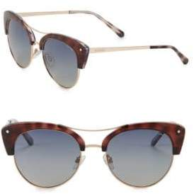 Polaroid 51MM Clubmaster Sunglasses