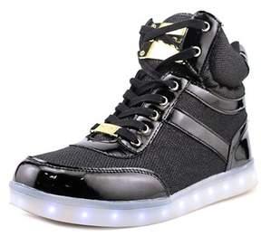 Bebe Sport Krysten Round Toe Sneakers.