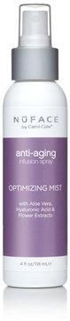 NuFace Optimizing Mist Anti-Aging Infusion Spray, 4 oz.