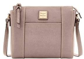 Dooney & Bourke Saffiano Lexington Crossbody Shoulder Bag - LEAF - STYLE