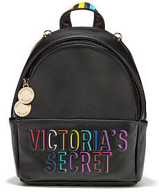 Victoria's Secret Victorias Secret Rainbow Mini City Backpack