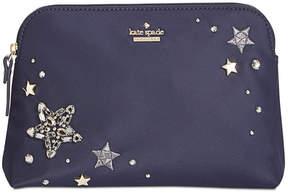 Kate Spade Watson Lane Embellished Small Briley Cosmetic Bag