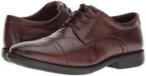 Nunn Bush Dixon Cap Toe Oxford with KORE Walking Comfort Technology Men's Shoes