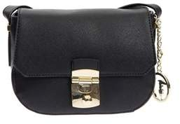 Trussardi Women's Black Polyurethane Shoulder Bag.