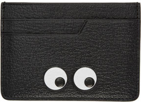 Anya Hindmarch Black Eyes Card Holder