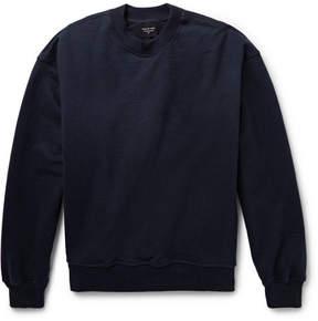 Fear Of God Oversized Loopback Cotton-Jersey Sweatshirt