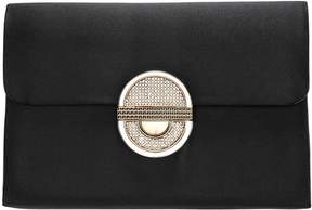Nina Marlowe Satin Clutch