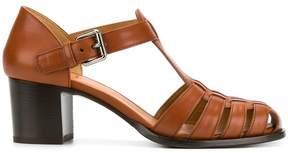 Church's T-bar caged sandals