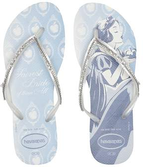 Havaianas Slim Bridal Snow White Sandal Women's Sandals
