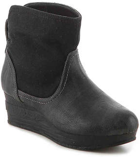 Volatile Girls Puzzle Toddler & Youth Wedge Boot