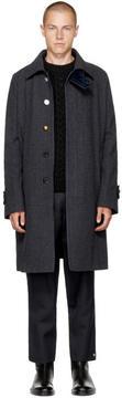 Sacai Navy Gun Club Coat