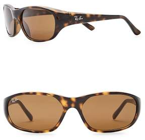 Ray-Ban Icons 59mm Rectangle Sunglasses