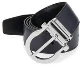 Salvatore Ferragamo Textured Belt