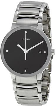 Rado Centrix Jubile Black Diamond Dial Men's Watch