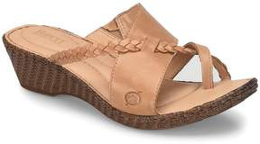 Børn Thistle Wedge Slide Thong Sandals