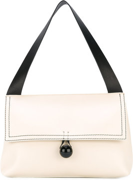 Corto Moltedo contrast shoulder bag