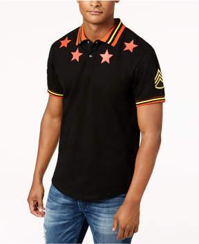 Reason Men's Stars and Stripes Polo