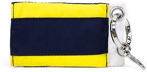 Nautica Power Sailing Battery Dangle - Navy & Yellow