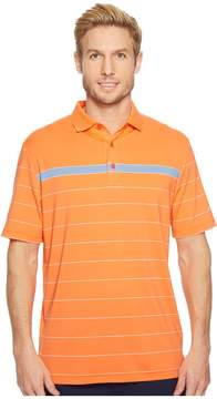 Callaway Engineered Stripe Polo Men's Clothing