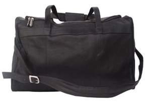 Piel Leather Travelers Select Medium Duffel Bag