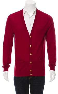 Band Of Outsiders Cashmere V-Neck Cardigan