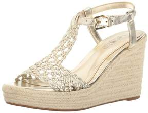 Lauren Ralph Lauren LAUREN by Ralph Lauren Womens Hailey Open Toe Casual Platform Sandals