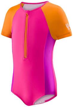 Speedo One Piece Swimsuit Preschool Girls