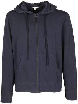 James Perse Zip-up Hoodie