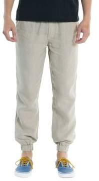 Original Paperbacks Tapered Linen Pants