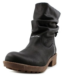 Coolway Cruxnap Women Us 8 Black Ankle Boot.