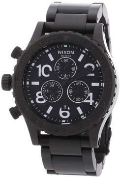 Nixon Stainless Steel Unisex Watch A037001-00