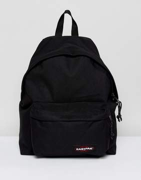 Eastpak Padded Pak'R Backpack in Black 24L