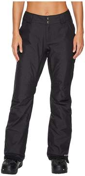 Columbia Storm Slope Pants Women's Outerwear