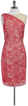 Erin Fetherston Pink Lace Dress