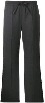 P.A.R.O.S.H. Lilu high-waisted trousers