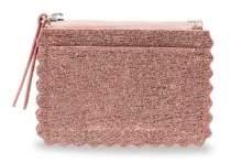 Loeffler Randall Nina Leather Card Wallet
