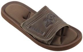 NCAA Men's Oklahoma State Cowboys Memory Foam Slide Sandals