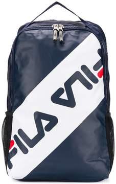 Fila front logo backpack