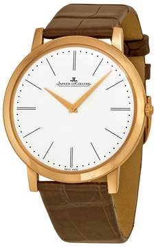 Jaeger-LeCoultre Jaeger Lecoultre Master Ultra Thin 1907 Rose Gold Manual Men's Watch