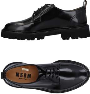 MSGM Lace-up shoes