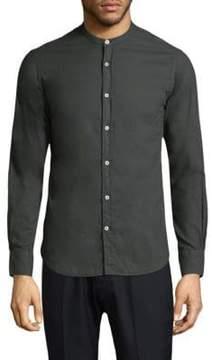 Officine Generale Gaspard Button-Down Shirt