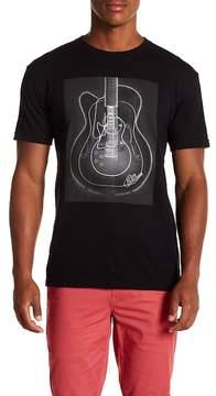 Ben Sherman Short Sleeve Guitar Graphic Tee