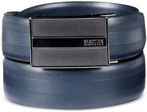 Kenneth Cole Reaction Men's Stretch Plaque Belt
