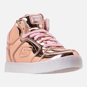 Skechers Girls' Grade School S Lights: Energy Lights Light-Up Casual Shoes